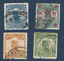 miniature 4 - LOT OF 23 CHINA JUNK STAMPS ALL DIFFERENT MANCHURIA OVERPRINT, STAR SURCHARGE