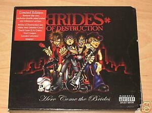 Brides-Of-Destruction-Here-Comme-The-Brides-Limite-CD