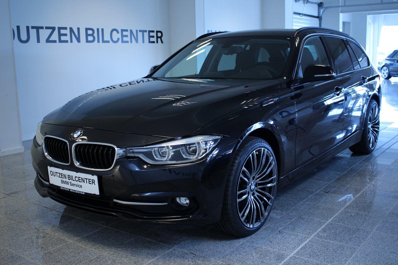 BMW 320d 2,0 Touring xDrive aut. 5d - 399.800 kr.