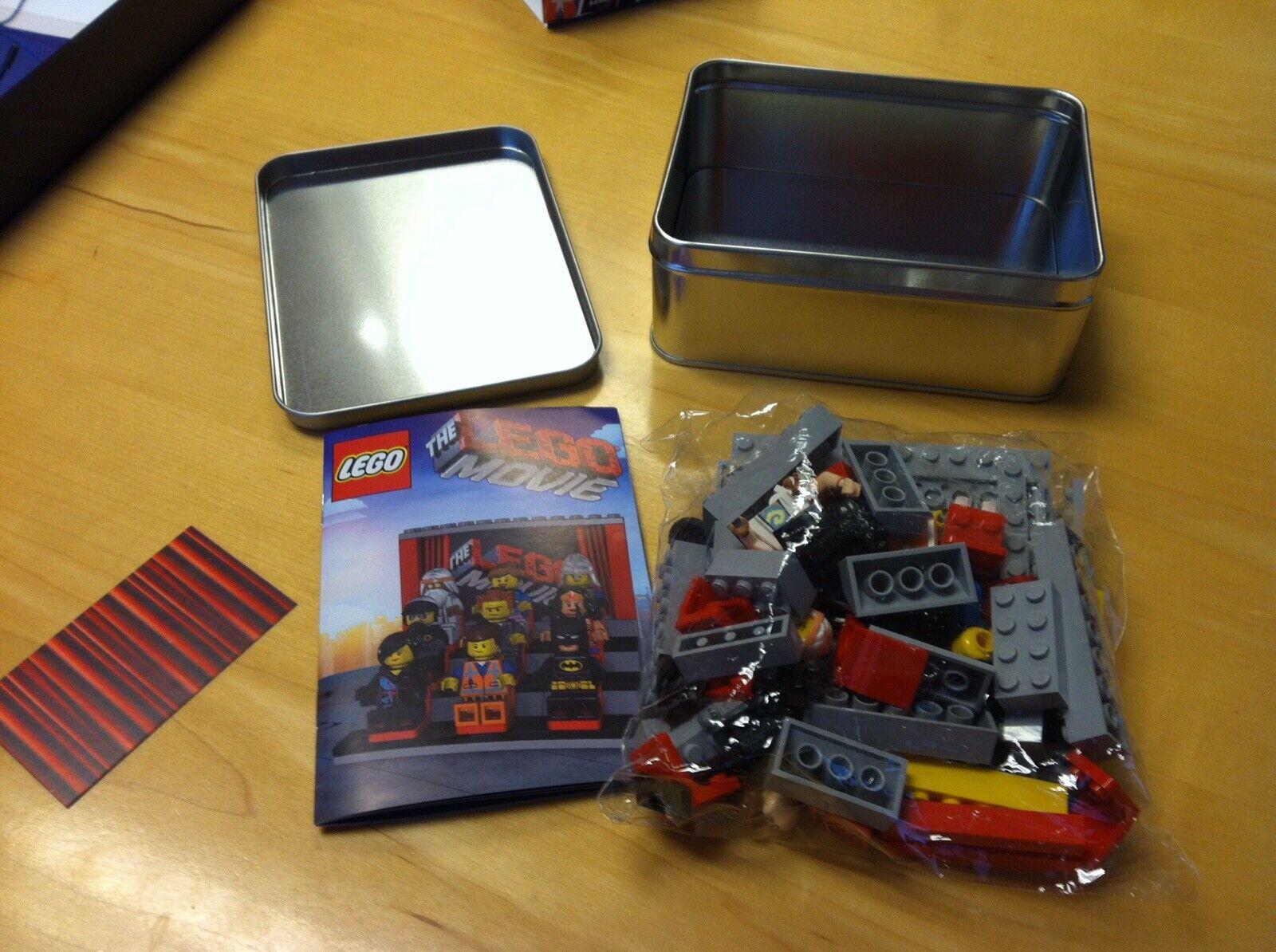 Lego movie limited promo promo promo tin 2014 b76be1