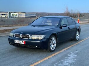 2003 BMW 7 Series super clean car