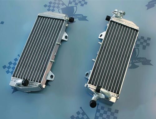 Fit Husqvarna FC//FE//TE 250//350; TC 125//250; TX 125 2017-2018 aluminum radiator