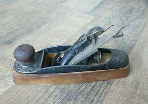 Antique-Bailey-Plane-No-23-Transitional-Wood-amp-Metal-Woodworking-Tools-Stanley