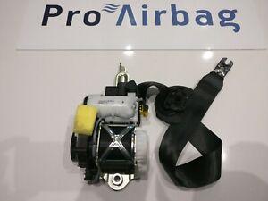 VW-Golf-VII-MK7-asiento-delantero-cinturon-lado-Derecho-Original-Doble-Enchufe-5G4857706-M