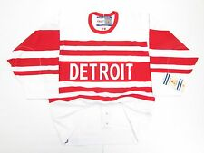 DETROIT RED WINGS AUTHENTIC PRO 1992 VINTAGE CCM 6100 HOCKEY JERSEY SIZE 46