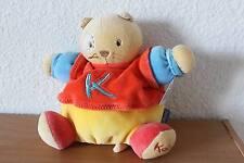 DOUDOU KALOO CHAT CHATON GARçON FILLE Bébé Baby toy ours x Noël 2017 jouet NEUF