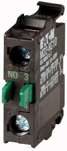 Bodenbefestigung ... Eaton M22-KC10 Kontaktelement 1 Schließer