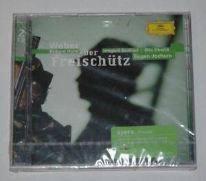 2-CD-SEALED-NEW-WEBER-DER-FREISCHUTZ-JOCHUM-HOLM-DG-002894775611