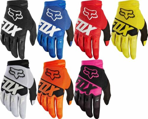Men's FOX Racing Dirtpaw Race Gloves Motocross MTB ATV MX UTV BMX Off Road Q1