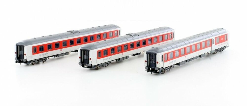 Ls Models 79016-n-personenwagenset 3-tlg DB-AG ep5b-6 City-Night-Line