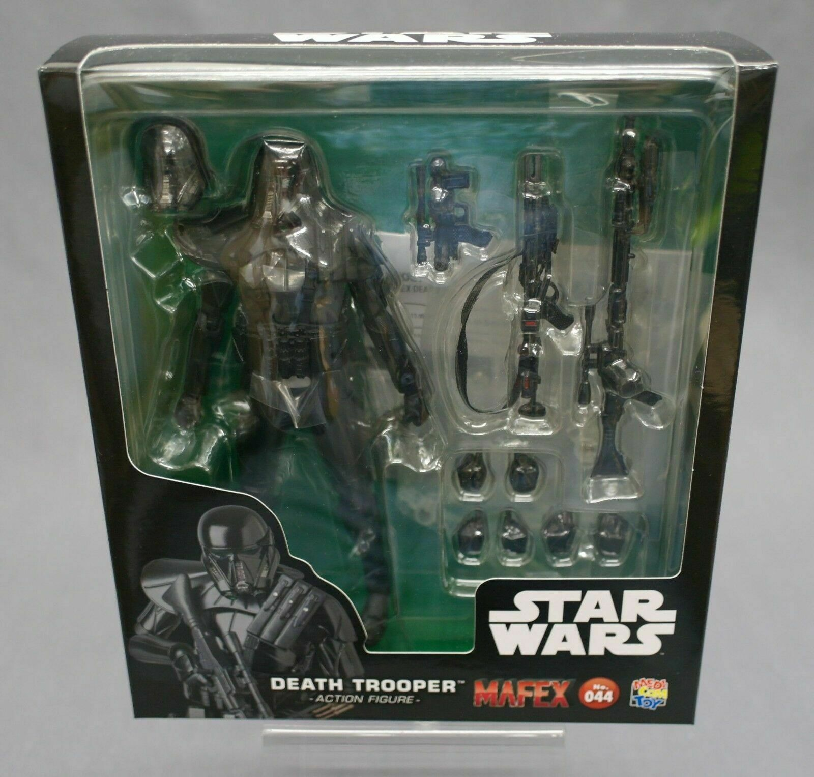 MAFEX No.044 Rogue One A Star Wars Story Death Trooper Medicom Toy Japan NEW