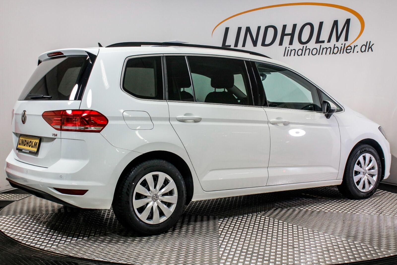 VW Touran 2017