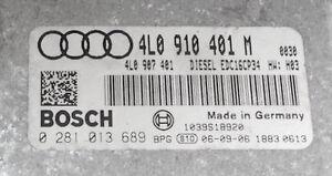 Plug-amp-Play-Bosch-ECU-0281013689-0-281-013-689-4L0910401M-4L0-910-401-M