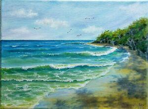 Art12-034-9-034-summer-tropical-ocean-oil-hand-painting-Seascape-ocean-landscape-surf