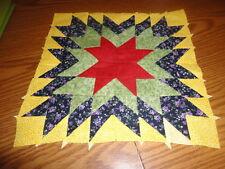 Plastic quilt template - Indian Summer