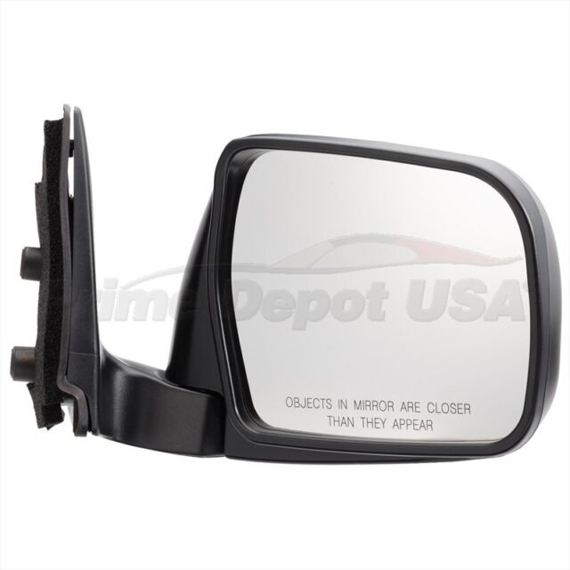 A BRAND NEW #1 HIGH QUALITY MANUAL MIRROR~RIGHT HAND SIDE PASSENGER DOOR~Tacoma