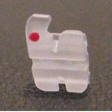 New Dental Orthodontic Roth .022 Ceramic Bracket Braces, made in USA