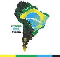 Kev Brown - Brazil Dedication 10 Inch Colored Vinyl [vinyl New] on Sale