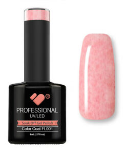 FL001-VB-Line-Candy-Floss-Red-White-UV-LED-soak-off-gel-nail-polish