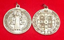 ¤ MEDALLA DE SAN BENITO ¤ 3cm. St. Saint Benedict medal ¤