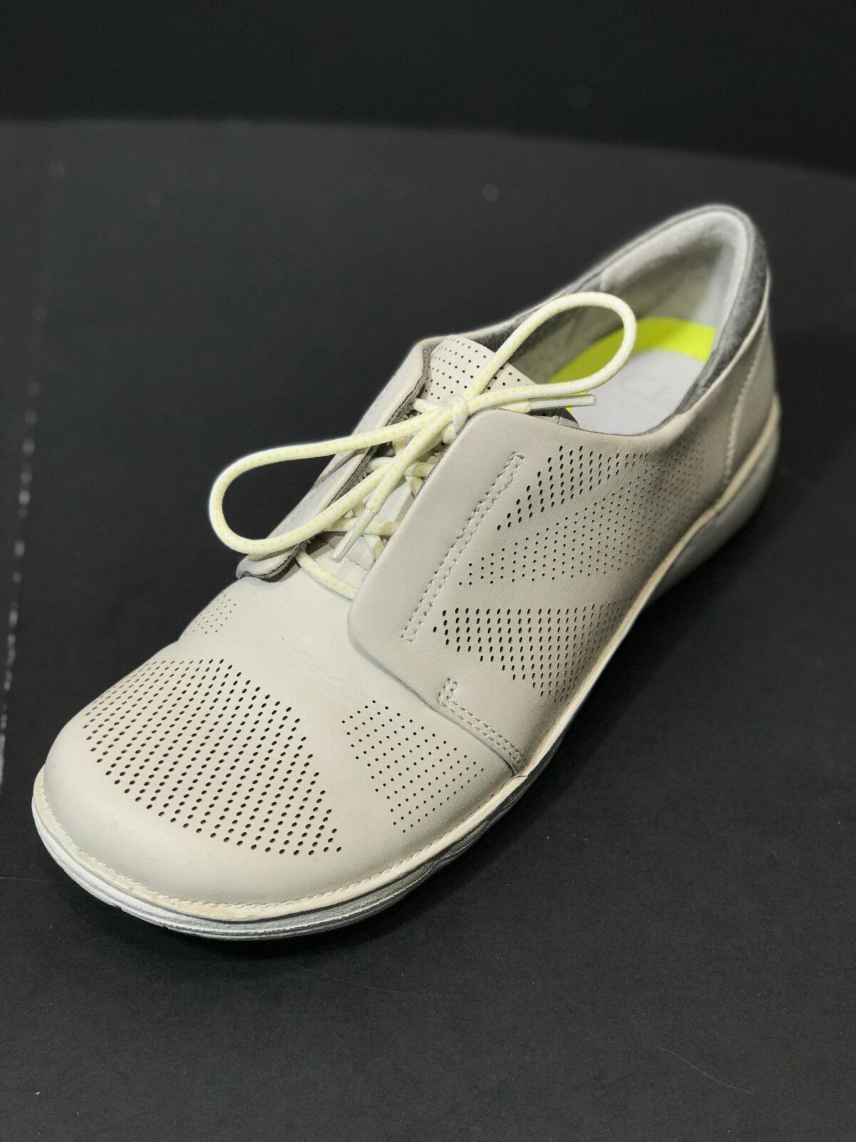 vanno a ruba Clarks Clarks Clarks Artisan Unstructured Un Voltra bianca Leather Lace Casual donna scarpe 6.5W  trova il tuo preferito qui