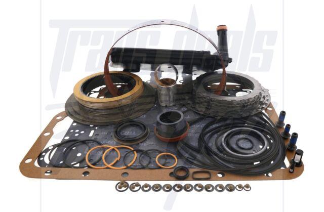 e40d transmission fluid type