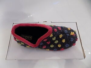 Womens Ladies Lightweight Fluffy Fur Boots Bootie Slippers Sleepers Sizes 3-9