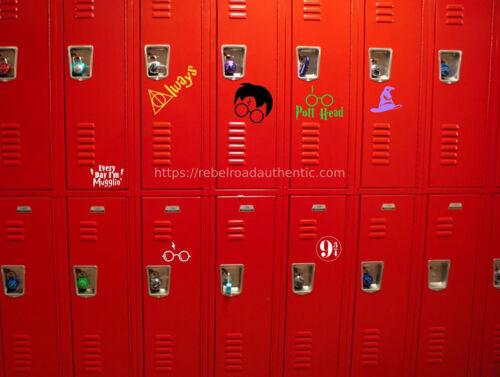 Harry Potter Vinyl Decal for car home locker or anywhere