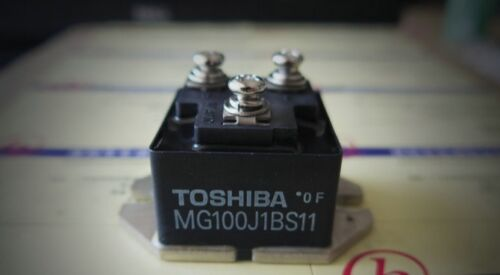 MG100J1BS11 1pcs New TOSHIBA IGBT POWER MODULE free shipping plcbest