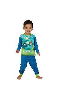 Détails sur Octonautes pyjama 3 To 6 ans Explorer Rescue protéger OCTONAUT PJ Set W18 afficher le titre d'origine