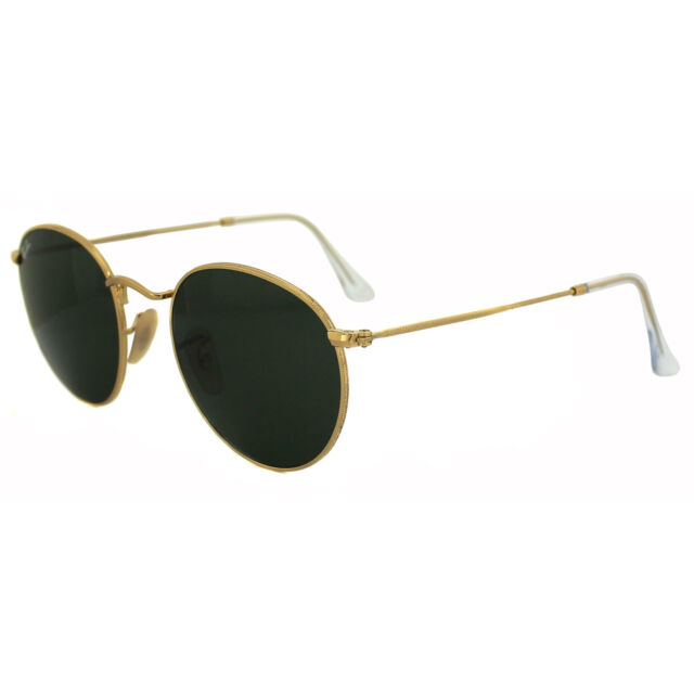 702ae19cbc05 Sunglasses Ray-Ban Rb3447 Round Metal 001 Arista for sale online