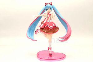 Hatsune-Miku-Sakura-Bloomed-23cm-PVC-Action-Figure-Statue-Toy-Model-New-No-Box