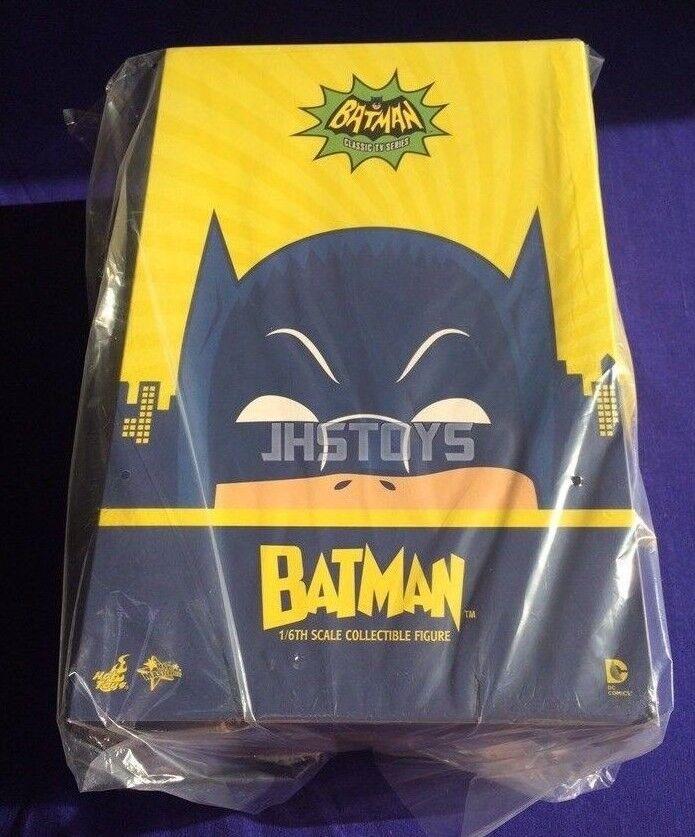Nuevo Hot Juguetes 1 6 Batman 1966 Batman Adam West MMS218 Japón