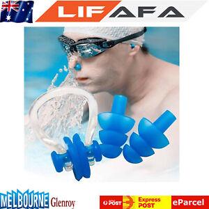 set-waterproof-soft-silicone-swimming-set-nose-clip-ear-plug-earplug-tool-LF