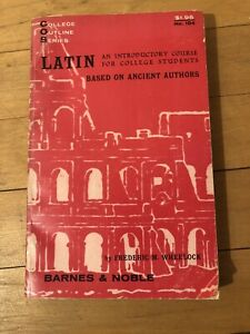 Latin-by-Frederic-M-Wheelock