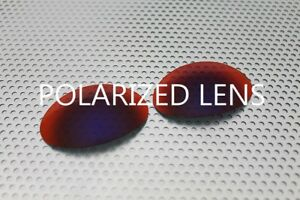 2d36fdb638 LINEGEAR Custom Lens for Oakley X-Metal Romeo1 -Red Mirror Polarized ...