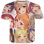 Women-Men-Ahegao-Anime-Funny-Girl-Sexy-3D-Print-Casual-T-Shirt-Tee-Short-Sleeve thumbnail 22