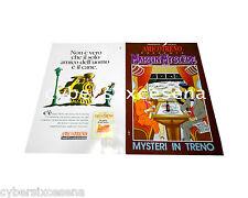 MARTIN MYSTERE su AMICO TRENO  Mysteri in Treno cover copertina originale