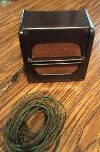 Vintage-Webster-Electric-Teletalk-Speaker-Model-5D45
