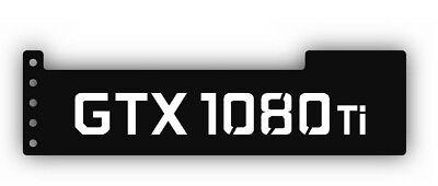 VEGA//64 WHITE GPU Anti-Sagging Support Bracket//Brace GTX NIVDIA ROG 1080TI
