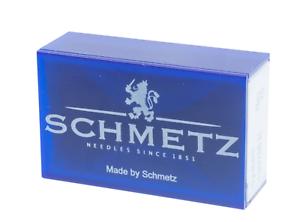 Schmetz Jeans Sewing Machine Needles Box of 100 Needles Medium size 80//12