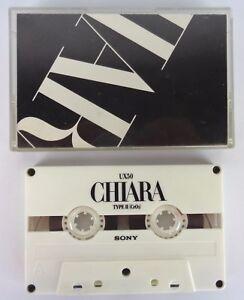 sony-ux-50-034-chiara-034-EXTRA-RARE-tape-cassetta