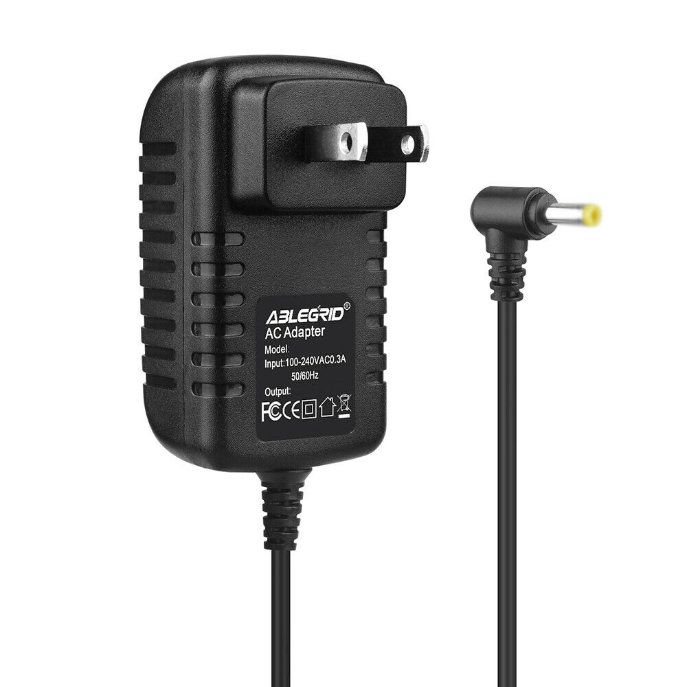 5.8-6V AC Adapter For The Singing Machine IN-385W classic Machine CD CDG Player