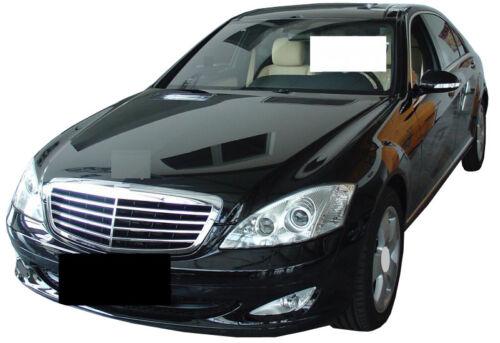 CHD Kofferraumwanne Classic für Mercedes S-Klasse W221 2005 Hinweis