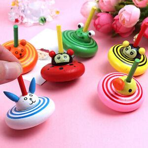 Dibujos-animados-de-madera-juguetes-para-ninos-giros-alivio-estres-escritorio