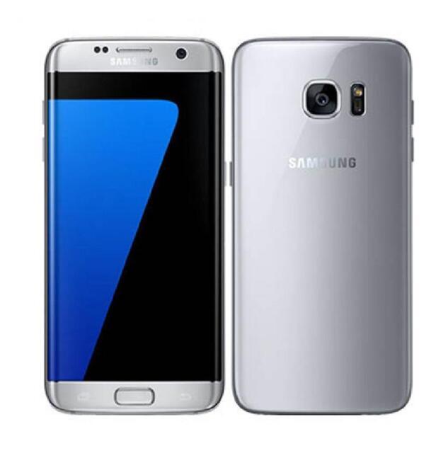 Samsung Galaxy S7 Sm G930f 32gb Silver Gsm Factory Unlocked For Sale Online Ebay