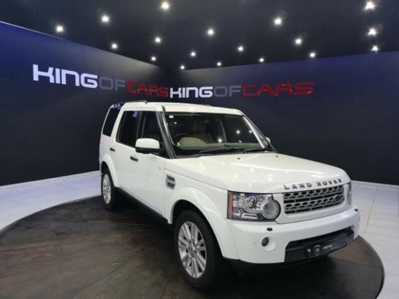 2011 Land Rover Discovery 4 3.0 TD/SD V6 HSE