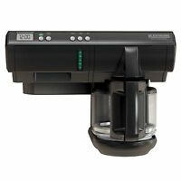 Black & Decker Scm1000bd Black 12-cup Spacemaker Programmable Coffeemaker