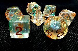 RPG-7-Wuerfel-Set-Poly-DND-Luminous-Koi-Borealis-dice4friends-HD-Dice-Warhammer