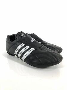 Details about Adidas Taekwondo Shoes Martial Arts Shoes BLACK MMA Striking size US 6